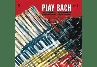 Loussier,Jacques & Garros,CH - Play Bach Vol.1  (Ltd.Editio  - (Vinyl)