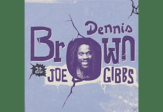 Dennis Brown - Dennis Brown At Joe Gibbs (Box-Set)  - (CD)