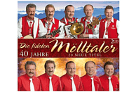 Die Fidelen Mölltaler - 40 Jahre [CD]