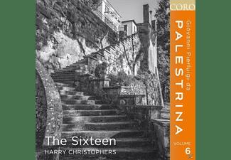 Harry Christophers, The Sixteen - Palestrina Edition Vol.6  - (CD)