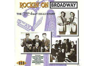 VARIOUS - Rockin' On Broadway: Time,Brent,Shad Story  - (CD)