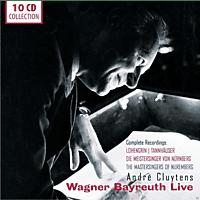 VARIOUS, Orchester Der Bayreuther Festspiele - Wagner: Bayreuth Live [CD]