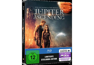 Jupiter Ascending (Steelbook Edition) Blu-ray