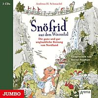 Andreas H. Schmachtl - Snöfried A.D.Wiesental Die Ganz & Gar Ungl.Rett - (CD)