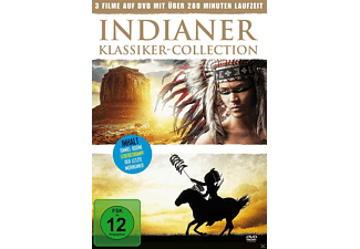Indianerfilme - Die Box der großen Klassiker DVD