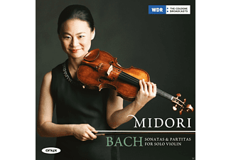 Sonaten & Partiten Bwv 1001-1004