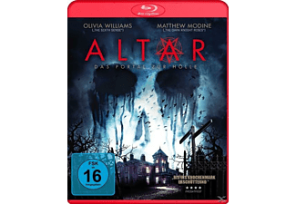 Altar - Das Portal zur Hölle  Blu-ray