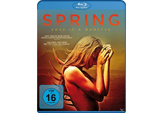 SPRING - LOVE IS A MONSTER - (Blu-ray)