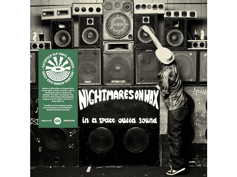 Nightmares on Wax - In A Space Outta Sound (2lp + Mp3 / Gatefold) [LP + Download]