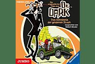 Fabian Lenk - Die unglaublichen Fälle des Dr. Dark - Das Geheimnis der goldenen Stadt - (CD)