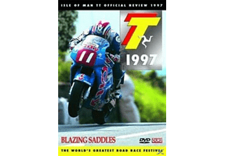 1997 TT ISLE OF MAN OFFICIAL REVIEW DVD