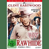 RAWHIDE - 1000 MEILEN STAUB - Staffel 5, Teil 1 [DVD]