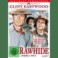 RAWHIDE - 1000 MEILEN STAUB - Staffel 5 Teil 2 [DVD]