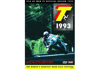 Tt 1993 - a Place in History DVD