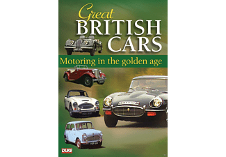 Great British Cars - Motoring In Th DVD