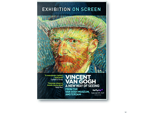 - Exhibition on screen: Vincent van Gogh - a new way of seeing  - (DVD)