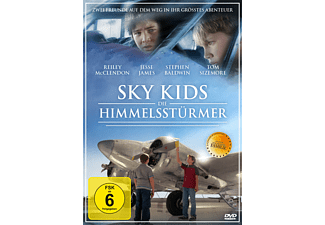 Sky Kids - Die Himmelsstürmer DVD