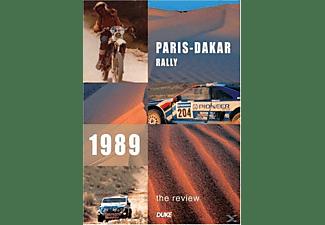 Paris Dakar Rally 1989 DVD