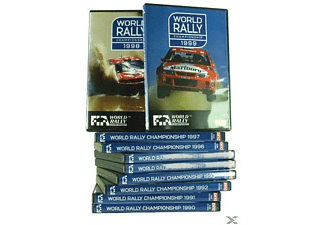 World Rally Collection 1990-1999 DVD