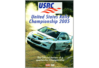 Usa Rally Championship 2005 DVD