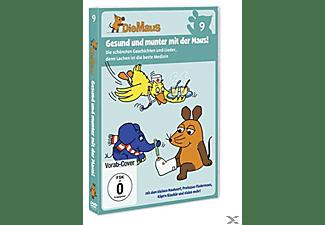 Die Sendung mit der Maus 9 - Gesund und munter mit der Maus  DVD