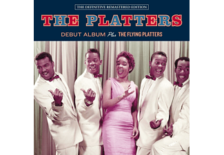 The Platters - Debut Album+The Flying Platters+5 Bonus Tracks  - (CD)