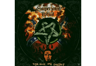Superjoint Ritual - Use Once And Destroy - (CD)