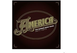 America - The Warner Bros.Yearse  - (CD)