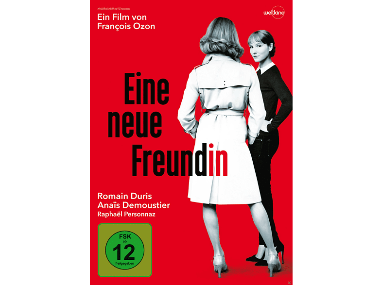Eine neue Freundin [DVD]