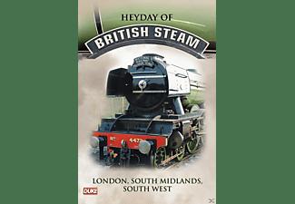Heyday Of British Steam - London, S DVD