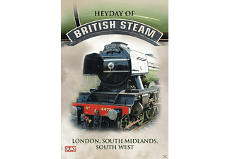 Heyday Of British Steam - London, S - (DVD)