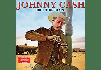 Johnny Cash - Ride This Train  - (Vinyl)