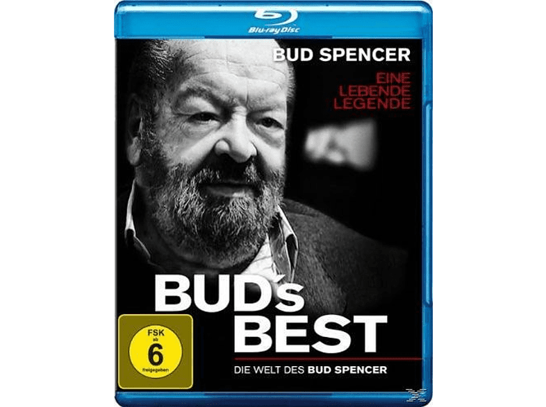Bud Spencer - Bud's Best: Eine lebende Legende [Blu-ray]