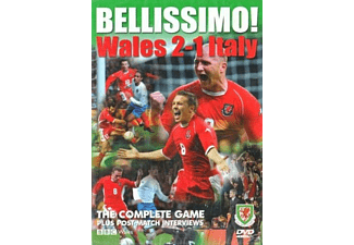 Bellissimo! Wales 2 Italy 1 (Englis - (DVD)