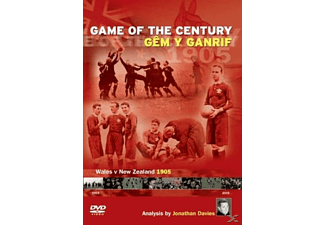 Game Of The Century Wales V New Zea - (DVD)