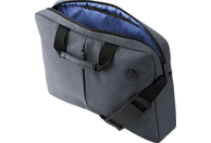 HP Essential Top Load Notebooktasche, Umhängetasche, 15.6 Zoll, Blau