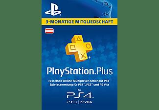 PlayStation Plus LIVE CARD PLUS 90 TAGE für Österreich