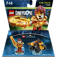 LEGO Dimensions Fun Pack- LEGO Chima Laval