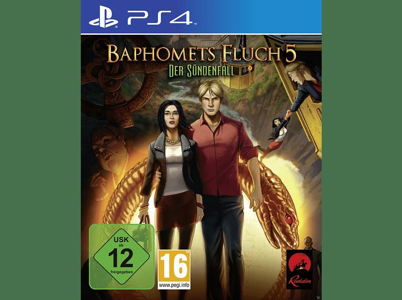 Baphomets Fluch 5 (Premium Edition) [PlayStation 4]