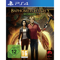 Baphomets Fluch 5 (Premium Edition) [PlayStation 4]