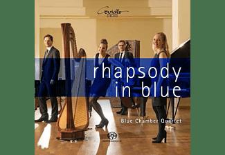 Blue Chamber Quartet, VARIOUS - Rhapsody In Blue  - (SACD Hybrid)