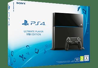 SONY PlayStation 4 Ultimate Player Edition CUH-1116B mit 1 TB