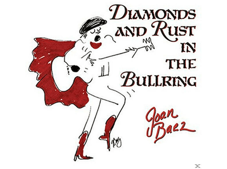 Joan Baez - DIAMONDS AND RUST IN THE BULLRING - 200G [Vinyl]