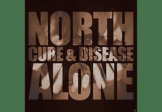 North Alone - Cure & Disease (White Vinyl/Download)  - (Vinyl)