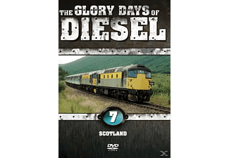 Glory Days Of Diesel Vol. 7 - Scotl - (DVD)
