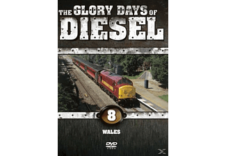 Glory Days Of Diesel Vol. 8 - Wales - (DVD)