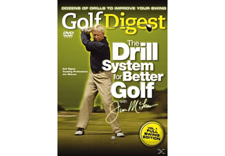 Golf Digest - The Drill System For DVD