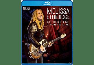Melissa Etheridge - A Little Bit Of Me: Live In L.A  - (Blu-ray)