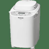 PANASONIC SD 2511 WXE (Brotbackautomat, 550 Watt, Weiß)