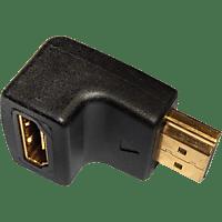 IN AKUSTIK Premium HDMI Winkeladapter 90°  HDMI Winkeladapter